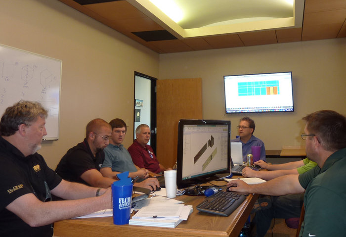 RL Crane Training Class - 2014-07-09 8-Person Custom Training Class - Revit Essentials 2015