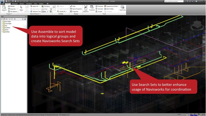 Assemble   Autodesk Navisworks Integration