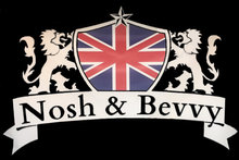 Nosh and Bevvy Flag